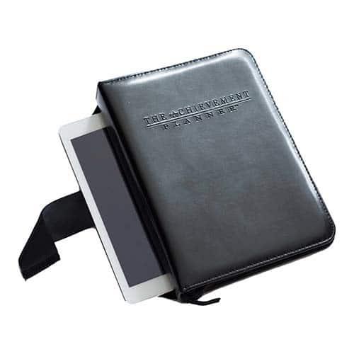 The Achievement Planner™ Deluxe Zipper Binder With